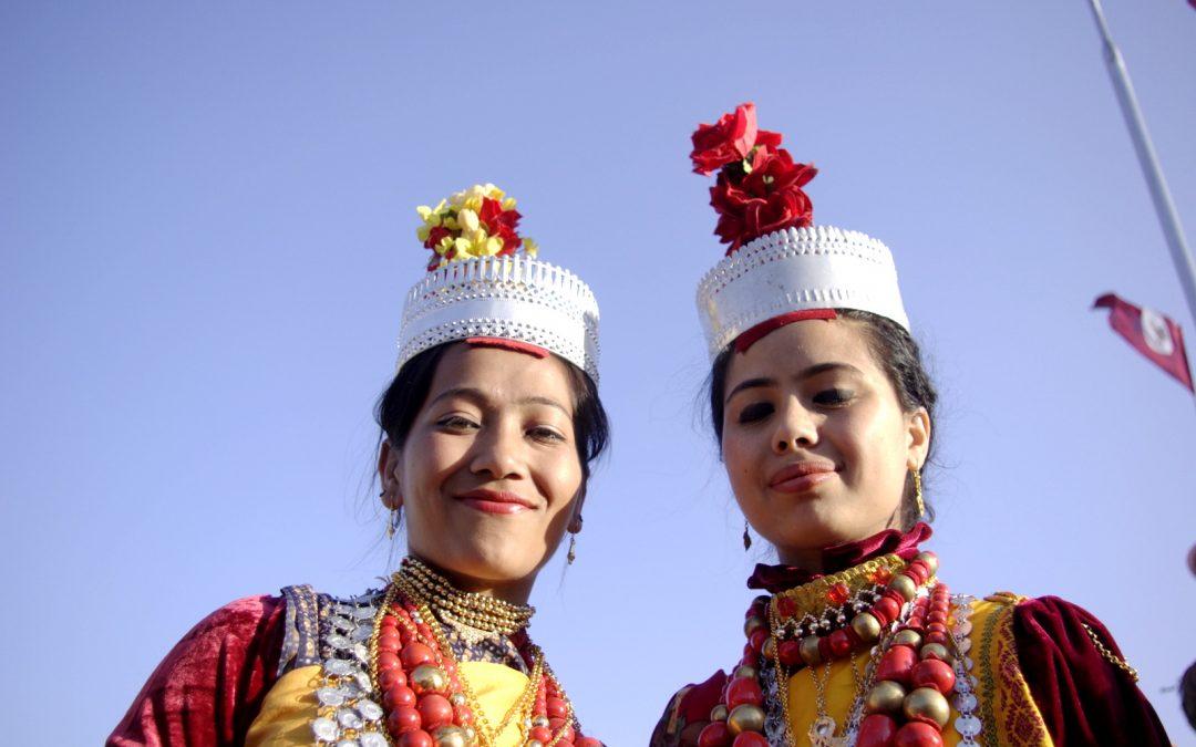 Khasis of Meghalaya follow matrilineal system