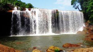 Krangsuri Falls
