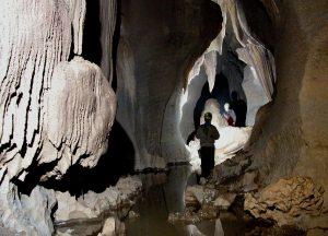 Cave in Meghalaya