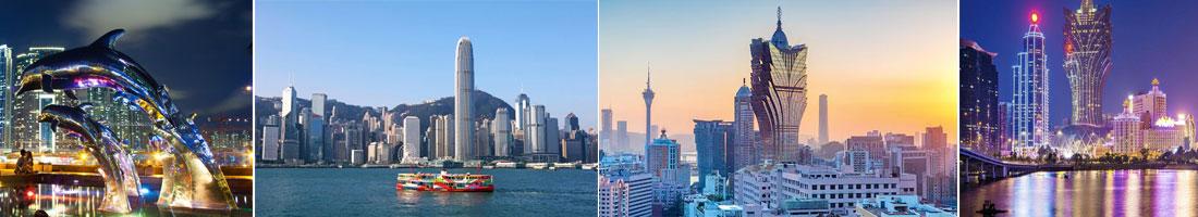 Hongkong + Macau